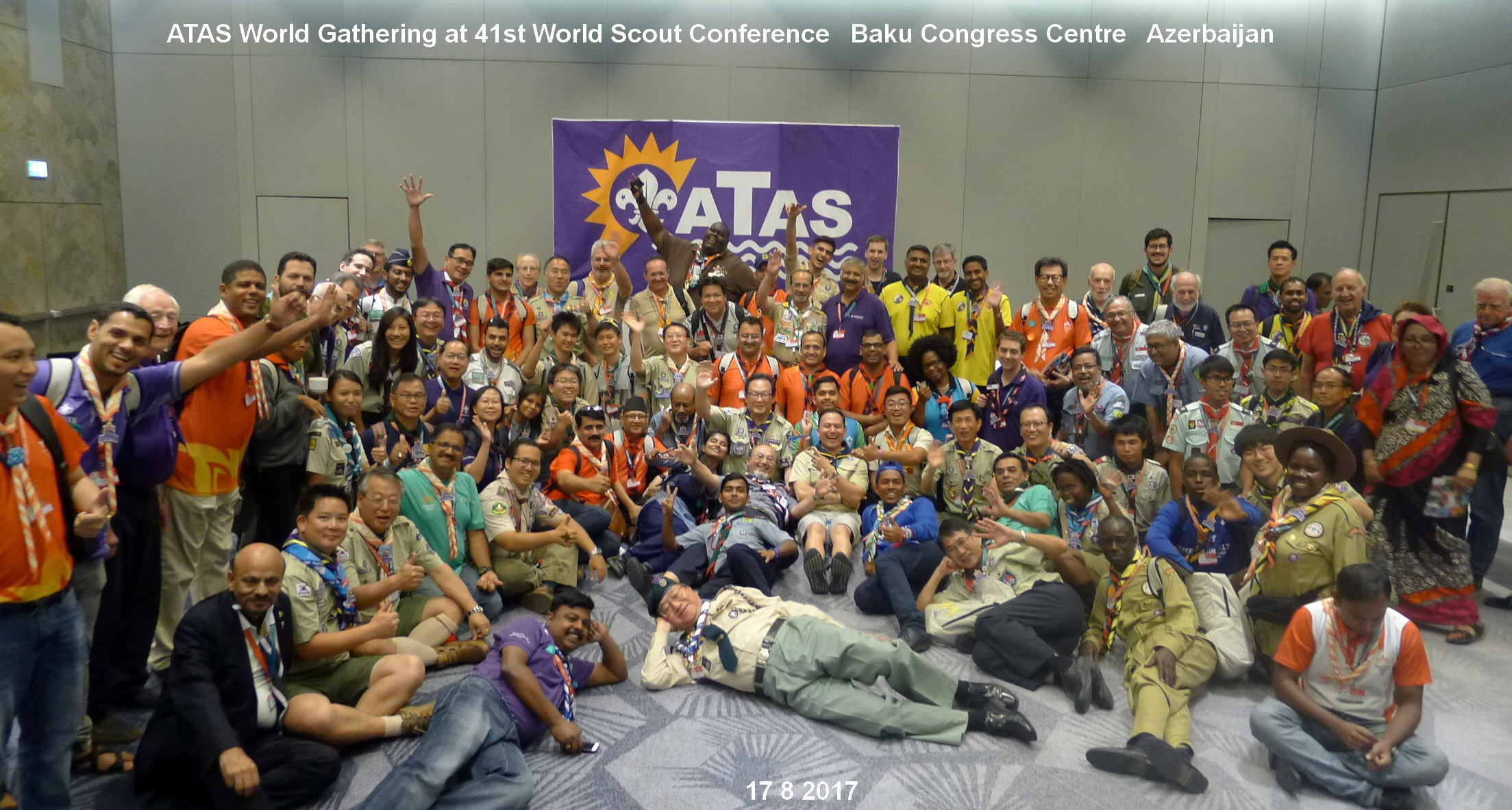 ATAS Scout World